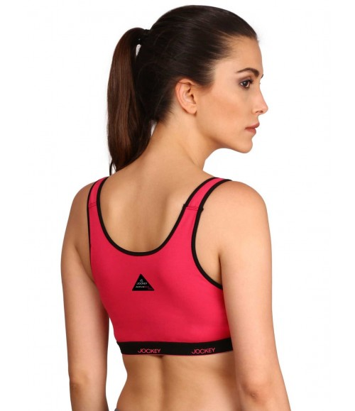 JOCKEY WOMEN SLIP ON ACTIVE BRA 1376