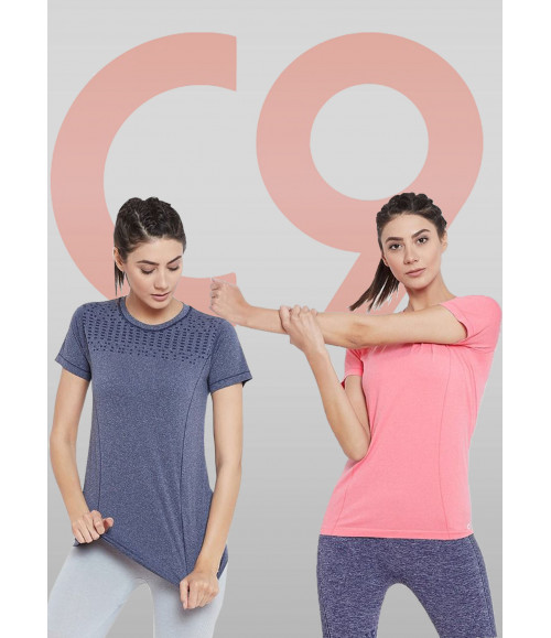 C9 AIRWEAR WOMEN GRAPHIC T-SHIRT P13665