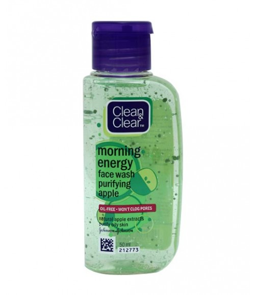 Clean & Clear Apple Face Wash