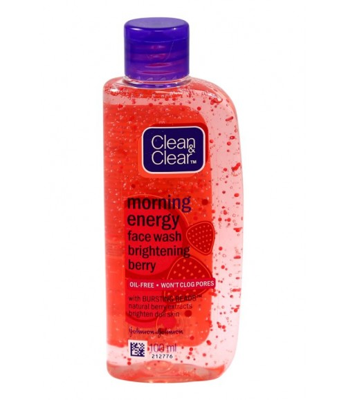 Clean & Clear Berry Face Wash
