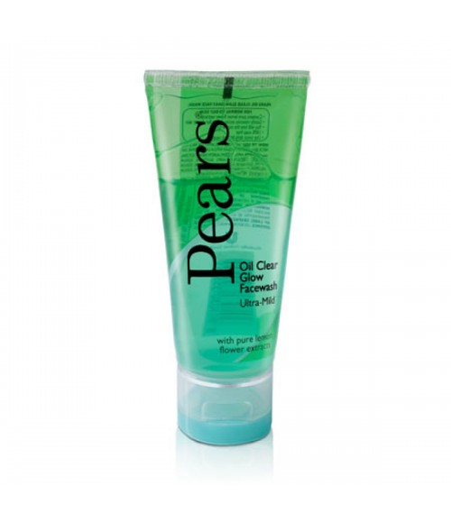 Pears Oil Clear Glow Face Wash