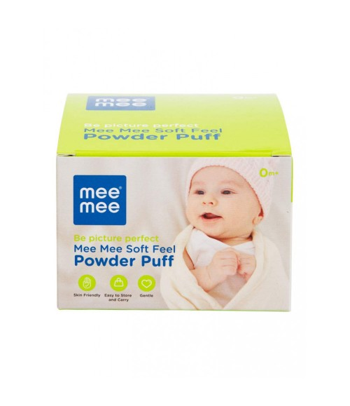 MEE MEE SOFT FEEL POWDER PUFF