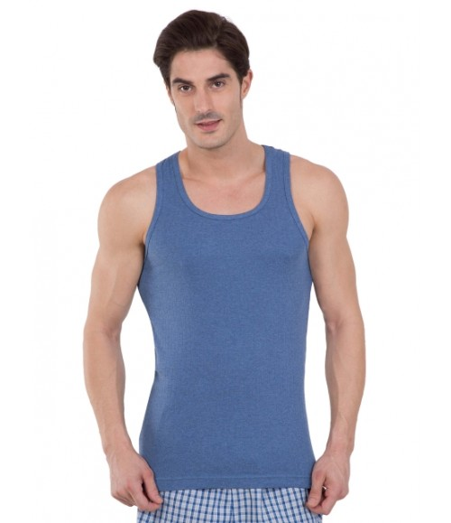 JOCKEY MEN VEST RACER BACK 9922