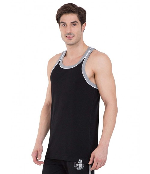 JOCKEY MEN ACTIVE / LEISUREWEAR VEST 9925