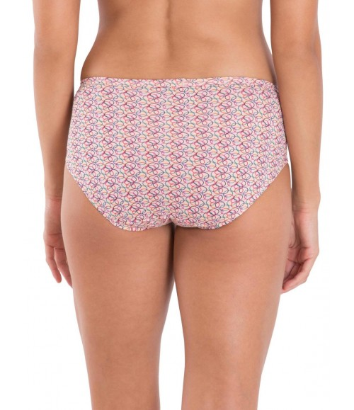 JOCKEY WOMEN PRINTED HIPSTER PANTIES (PACK OF 3)