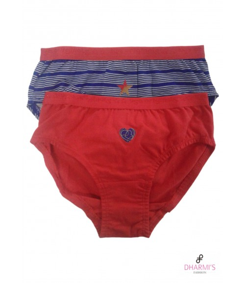 JOCKEY GIRLS PANTY UG51 (2PC PACK)