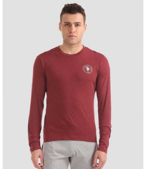 U.S. POLO ASSN. MEN CLASSIC FIT LONG SLEEVE T-SHIRT I656