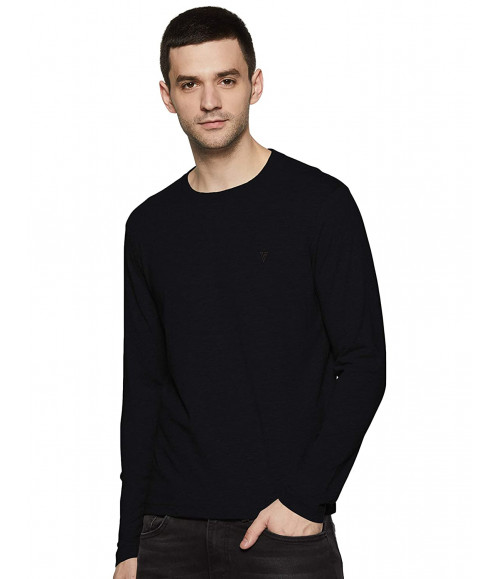 VANHEUSEN MEN CLASSIC FIT LONG SLEEVE T-SHIRT 60037