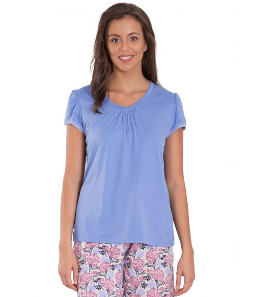 JOCKEY WOMEN RELAX / SLEEPWEAR V-NECK T-SHIRT RX12