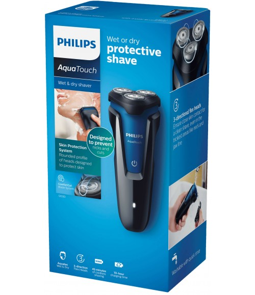 PHILIPS AQUA TOUCH SHAVER S1030/04 PHILIPS