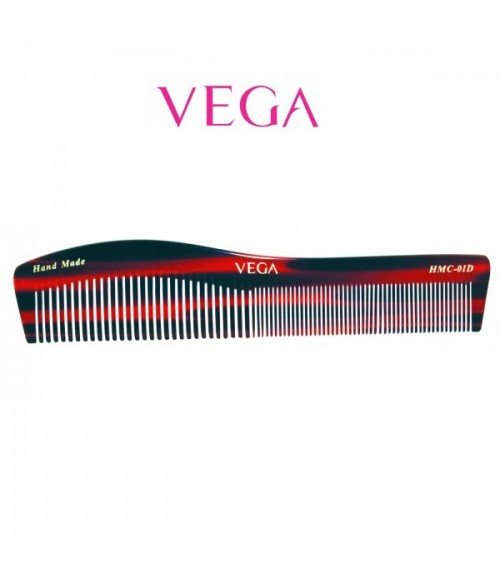 VEGA HAND MADE GRADUATED DRESSING COMB (HMC-01D)