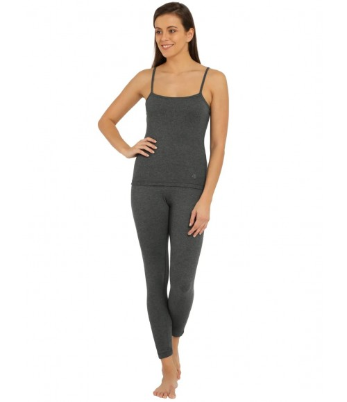 JOCKEY WOMEN THERMAL SPAGHETTI TOP 2501