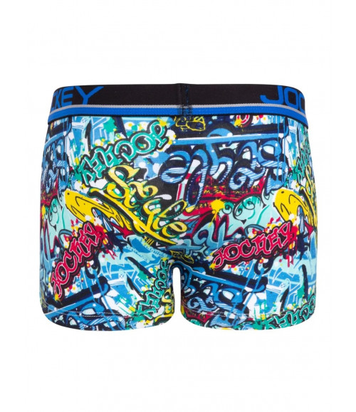 JOCKEY BOYS PRINTED TRUNK PB03 (PACK OF 2)