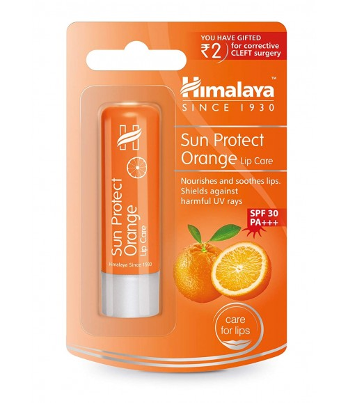 HIMALAYA HERBALS LIP BALM NATURAL SUN PROTECTION