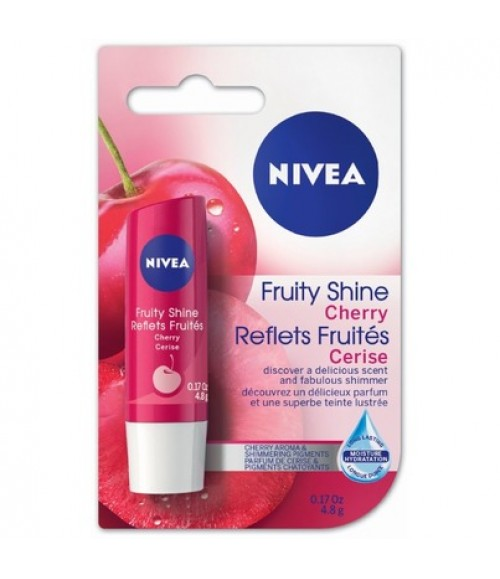 NIVEA LIP BALM FRUITY SHINE CHERRY