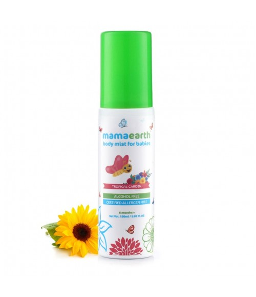 MAMAEARTH BODY MIST FOR BABIES