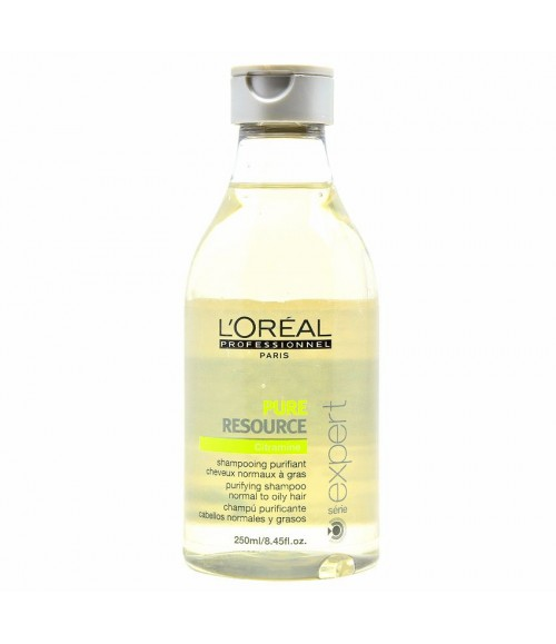 L'OREAL PROFESSIONAL PURE RESOURCES CITRAMINE PURIFYING SHAMPOO