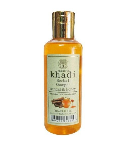 KHADI SANDAL & HONEY SHAMPOO