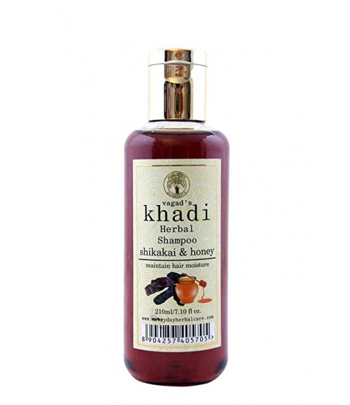 KHADI SHIKAKAI & HONEY SHAMPOO